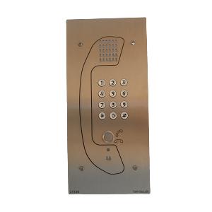 Téléphone mains libres HVI-TEC 21120 (clavier complet) Image