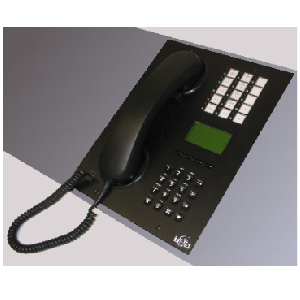 Comfort built-in telephone FEP IP4 with display Image