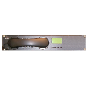 """VoIP built-in telephone for the 19"""" switch cabinet FEP IP4 19"""" Image"""