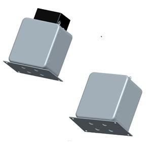 HVI-TEC BBU 6 - 6kV Isolation Transformer - up to 144 kbit/s Image